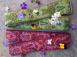 Forest Dweller Fair Trade Embroidered Belt