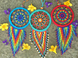 Rainbow Dreams Fair Trade Dreamcatchers