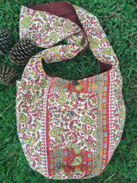 Free Spirit Wanderer Sling Bag