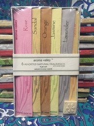 Meditation Time Fair Trade Incense Set