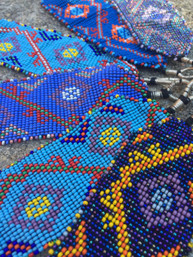Sacred Land Fair Trade Beaded Bracelet