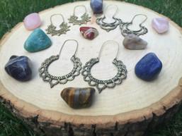 Bohemian Bliss Tribal Earrings