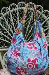 Summertime Fair Trade Patchwork Bag