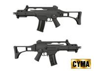 Cyma CM011 HK G39 Airsoft Gun Metal in Black