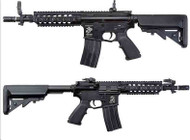AY M4 Full Metal AEG with Crane Stock in Black