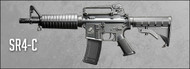 SRC DRAGON M4 AEG SR4-C in Black