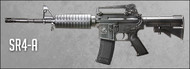 SRC DRAGON M4 AEG SR4-A in Black
