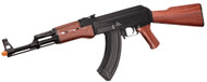 Game Face GF47 AEG Airsoft Rifle by Classic Army in Black