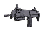 Well Metal AEG R4 MP7 Electric Rifle in Black