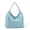 Clairene Designer Inspired Faux Leather Matching Tassel Hobo Shoulder Handbag