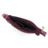 Yesir Women's Imported matte pattern soft leather Crossbody Messenger Shoulder Bag Handbag Purse