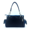 Yesir Women's Imported Soft Faux Leather Concealed Carry Handbag and Coin Purse
