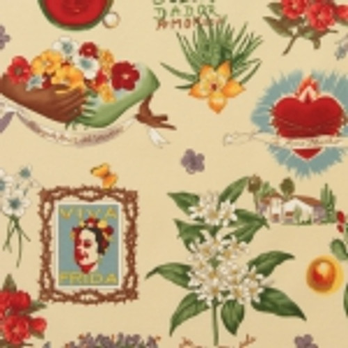 Viva Frida  Parchment