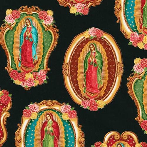 Inner Faith Guadalupe  Black