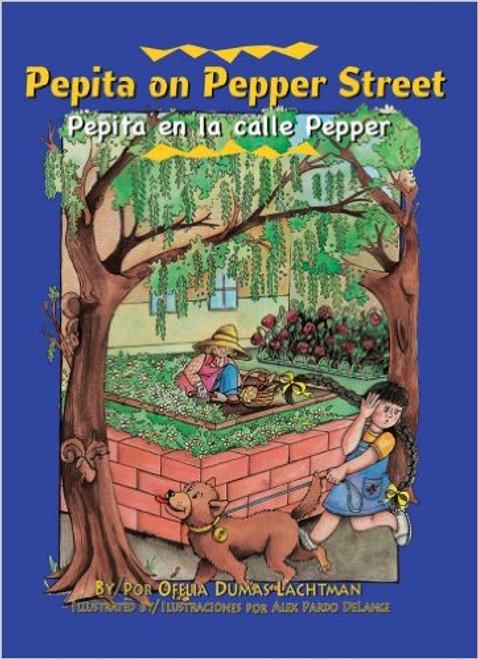 Pepita on Pepper Street / Pepita en la calle Pepper H)