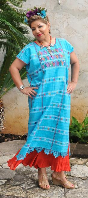 Amuzgo dress