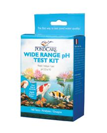 Wide Range pH Test Kit