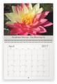 Lilyblooms 2017 Wall Calendar - April
