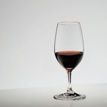 Riedel Port- Etched