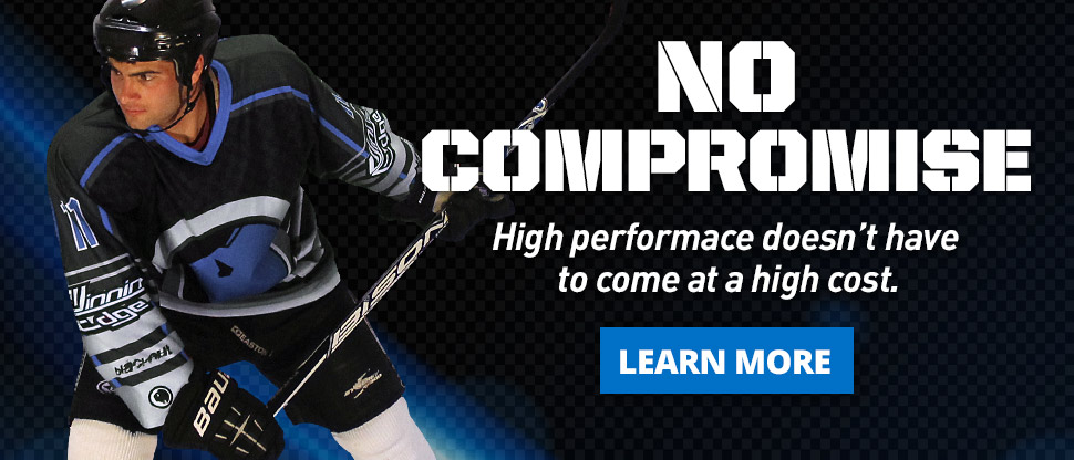 One piece composite hockey sticks by Bison Hockey Sticks. NO COMPROMISE...high performance doesn't have to come at a high cost. Established in 2011 and headquartered in Buffalo NY our mission is simple... to provide hockey players of all ages with a high