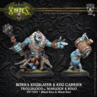 Borka Kegslayer & Pyg Keg Carrier