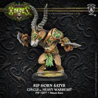 Rip Horn Satyr