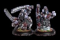Blighted Swordsmen Abbot & Champion