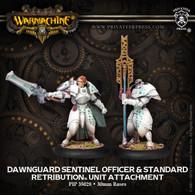 Dawnguard Sentinel Officer & Standard