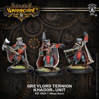 Greylord Ternion