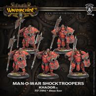 Man-O-War Shocktroopers
