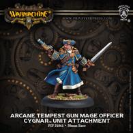 Arcane Tempest Gun Mage Officer