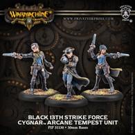 Black 13th Gun Mage Strike Team