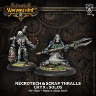 Necrotech & Scrap Thrall