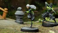 Oniwaban Shinobu Kitsune (Monofilament CCW)