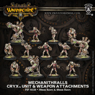 Mechanithralls & Weapon Attachments