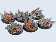 Chaos Bases, Round 40mm (2)