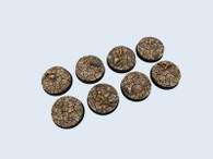 Wasteland Bases, 32mm Round (4)