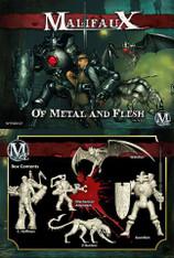 Of Metal and Flesh (C. Hoffman box)