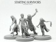 Kingdom Death: Starting Survivors