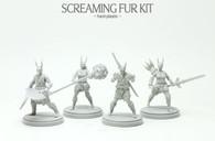 Kingdom Death: Screaming Fur Survivors