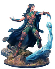 Saiyin - Elf Priestess (Soulgazer)