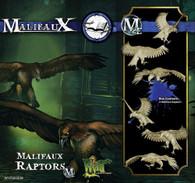 Malifaux Raptors (3 Pack)