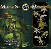 The Winged Plague (3 pack)