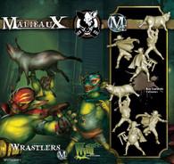 Wrastlers (3 Pack)