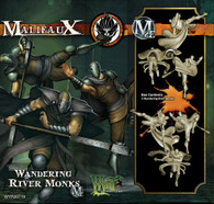 Wandering River Monks (3 Pack)
