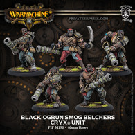 Black Ogrun Smog Belchers