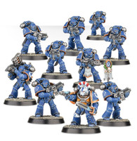 Copy of Mark IV Space Marines