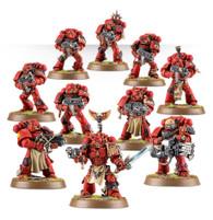 Blood Angels Tactical Squad