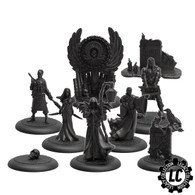 The Mortician's Guild: The Master of Puppets (Resin)