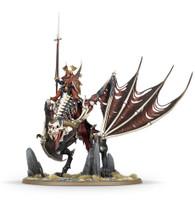 Vampire Lord on Zombie Dragon
